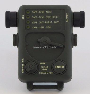Unidade De Programação Ares AEG EFCS E-GB-P01