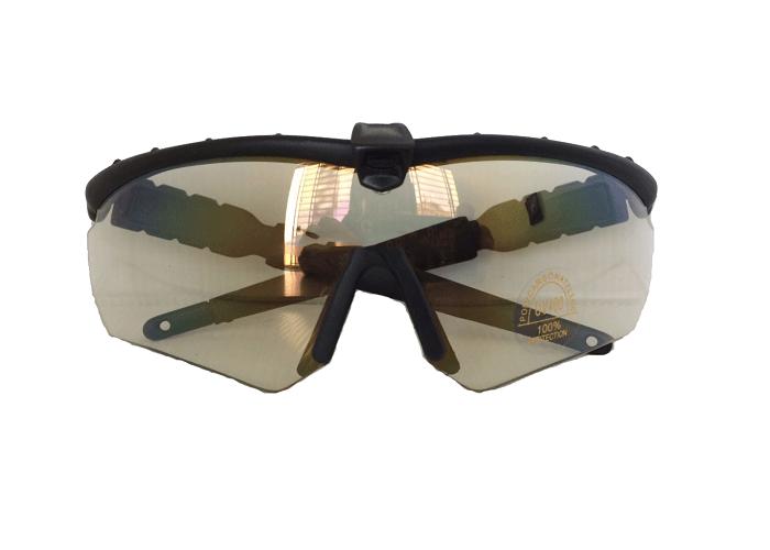 fb97ed8767a3a Óculos Airsoft de Proteção Style Shoot Transparente   Airsoft Brasil