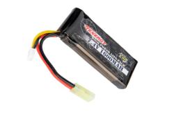 Bateria Lipo Airsoft 20C 7.4 - 1600 mAh