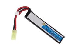 Bateria Lipo Airsoft 7.4V 1000 mAh 20C