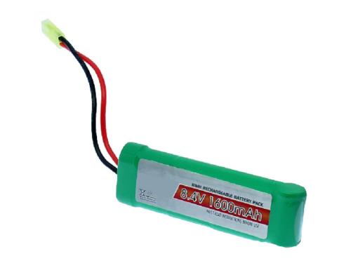 Bateria NIMH 8