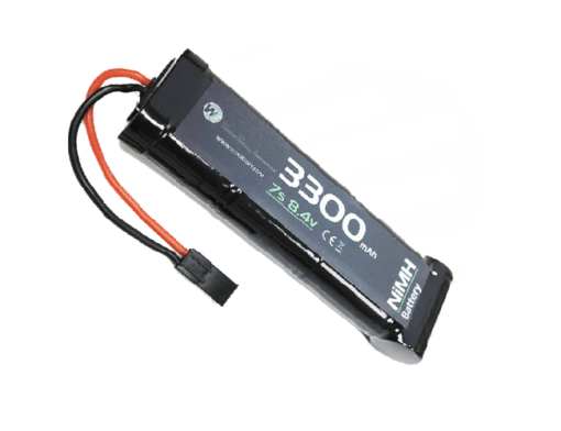Bateria Lipo Airsoft WE NIMH 8.4v