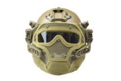 Capacete Airsoft Emerson Gear G4