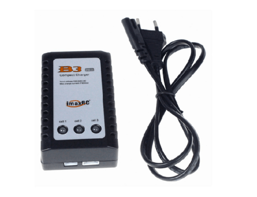 Carregador Bateria Lipo B3AC