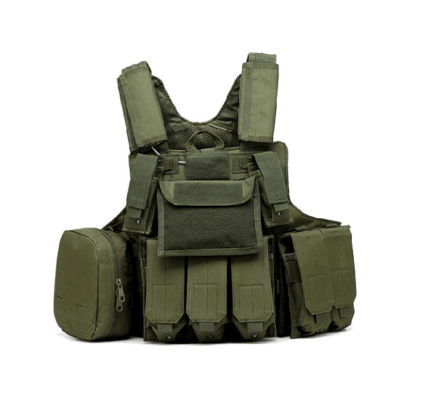 Colete Airsoft Emerson Gear OD