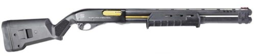 ESCOPETA AIRSOFT APS SHOTGUN SAI870 - PRETO