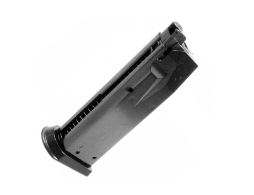 MAGAZINE KJW P229 GÁS 23-BBS - PRETO