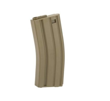 Airsoft Magazine Tan M16