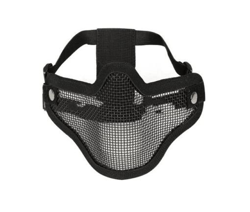 Mascara Airsoft Evo Tactcal preto