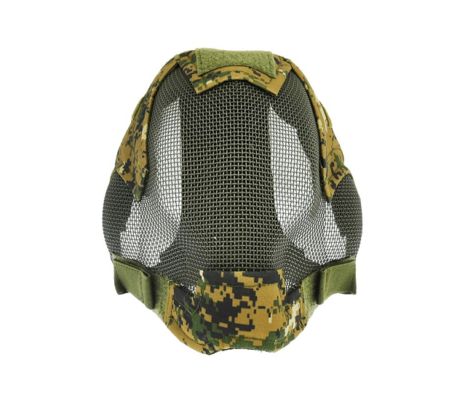 Mascara Airsoft TMC Full Face marpat