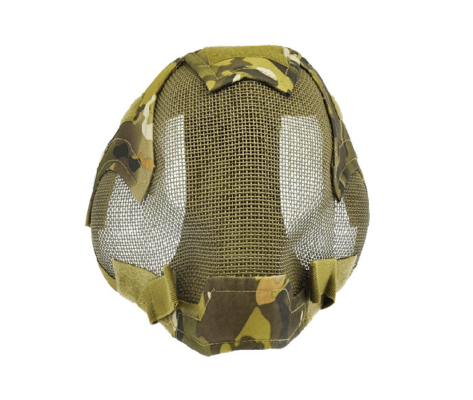 Mascara Airsoft TMC Full Face multicam