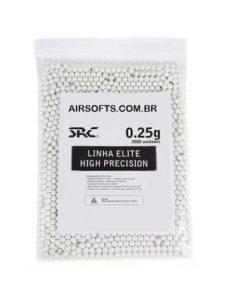 Munição Airsoft SRC BBS 0.25g