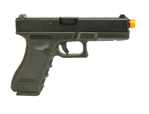 Pistola Airsoft Army Armament Glock G17 Preto