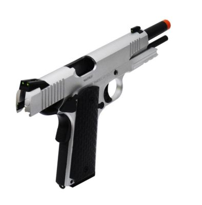 PISTOLA AIRSOFT ARMY ARMAMENT R28 M1911 GBB