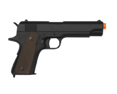 Pistola Airsoft Cyma Colt 1911 CM 123