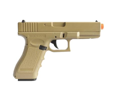 Pistola Airsoft Cyma Glock CM 030