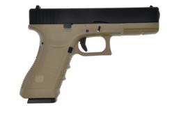 Pistola Airsoft KJW GBB KP-17MS