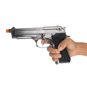 Pistola Airsoft WE GBB M9 Full Auto 6MM