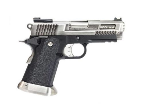 Pistola Airsoft WE Hi-Capa GBB Force 3.8 Brontosaurus SV