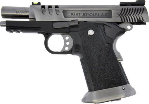 Pistola Airsoft WE Hi-Capa GBB Force 3.8 Deinonychus