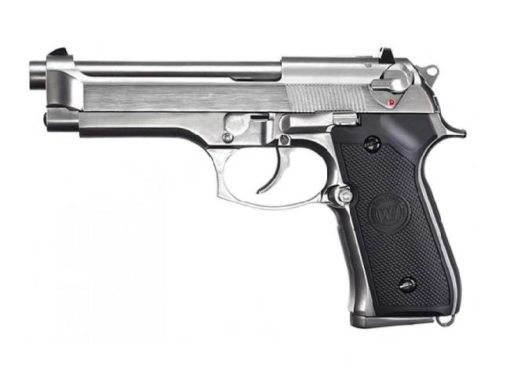 Pistola Airsoft WE M92 Full Metal
