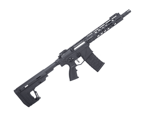 Rifle Airsoft APS AEG Phantom 10.5 PER 701 Preto