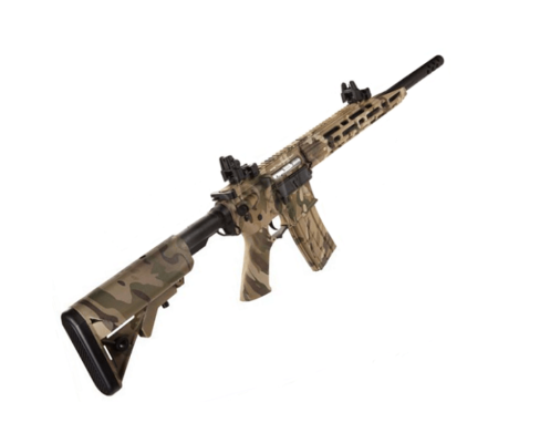 Rifle Airsoft APS ASR 110 Multicam
