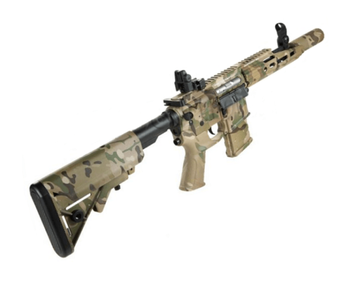 Rifle Airsoft APS ASR 112 - MULTICAM