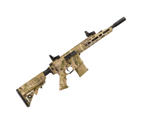 Rifle Airsoft APS ASR 111 Multicam