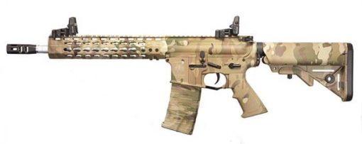 Rifle Airsoft APS ASR 114 - Multicam