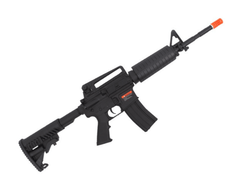 Rifle Airsoft APS M4 301B Preto