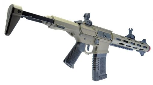 RIFLE AIRSOFT ARES AMOEBA AM-013 - TAN