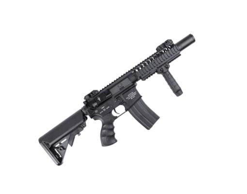Rifle Airsoft King Arms M4 VIS CQB BK AG-162