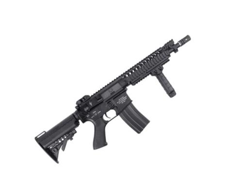 RIFLE AIRSOFT KING ARMS M4 VIS CARBINE – AG-160 – PRETO