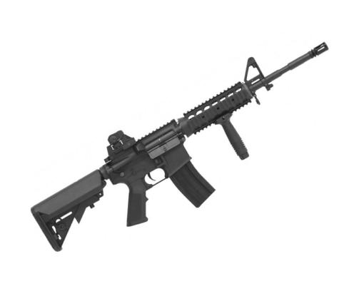 Rifle Airsoft King Arms RIS Sopmod AG-194