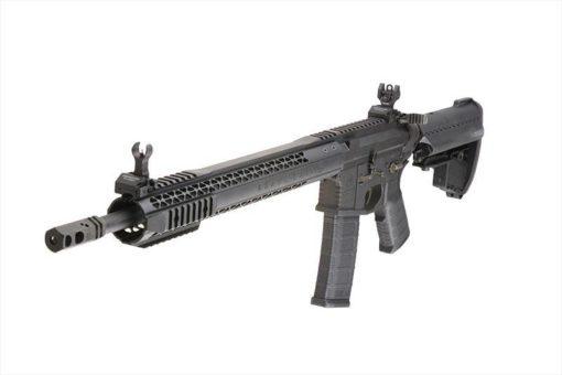 Rifle Airsoft King Arms Rain Ordance AG 195 - Preto