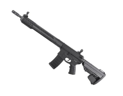 Rifle Airsoft King Arms Rain Ordance AG 195 Preto