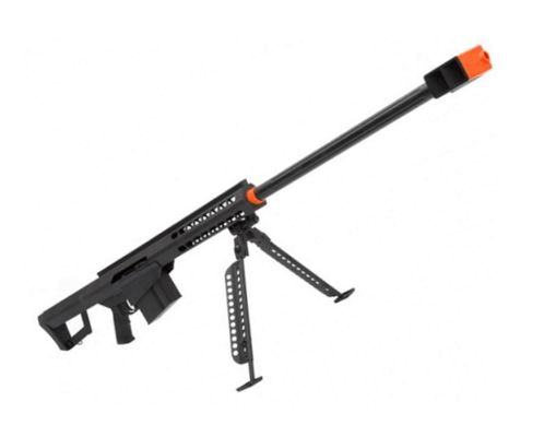 Rifle Sniper Airsoft Barret 50