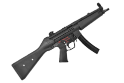 Rifle Airsoft Tokio Marui H&K MP5 A4 HG - Preto