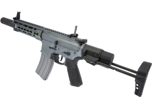 RIFLE AIRSOFT VR16 SABER SD - Urban Gray
