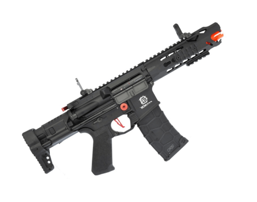 Rifle Airsoft VFC Avalon Leopard CQB - Preto