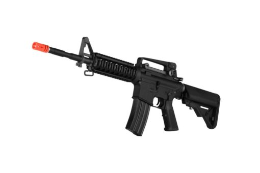 RIFLE AIRSOFT WE M4 RIS CQB - PRETO