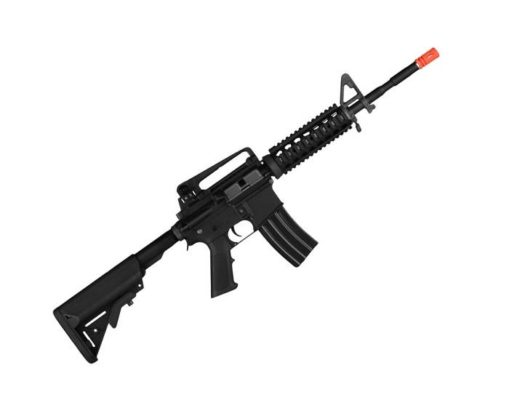 Rifle Airsoft WE M4 RIS AEG -Preto