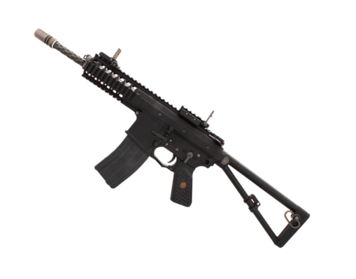 Rifle Airsoft WE PDW 10