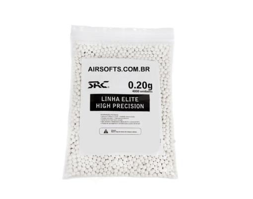 Munição Airsoft SRC BBS 0.20g
