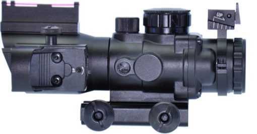 RED DOT AIRSOFT 4x32 PRDL - PRETO