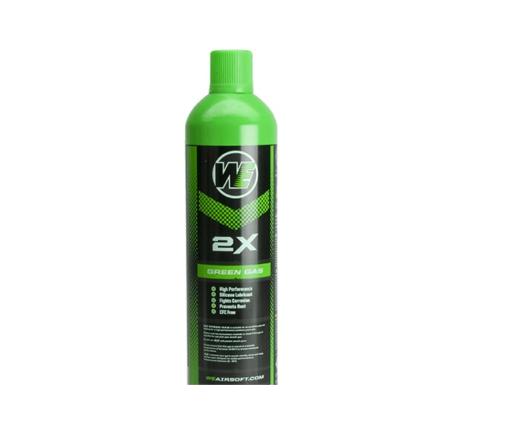 Green gás WE 2X Alta Performance