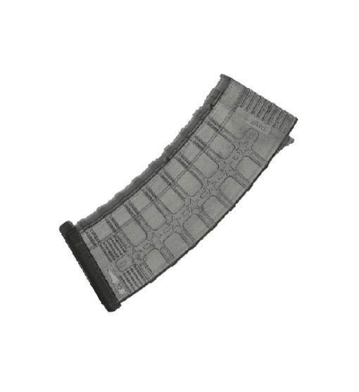 MAGAZINE AIRSOFT G&G RK74 430BBS - MID CAP - PRETO