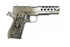 Pistola Airsoft WE M1911 HEX CUT