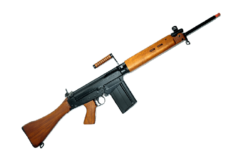 Rifle Airsoft FN Fal Ares AEG L1A1